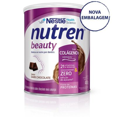 NUTREN BEAUTY CHOCOLATE 400gr