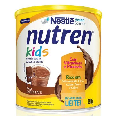 Nutren Kids Chocolate Lata 350g