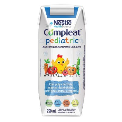 Suplemento Compleat Pediatric 250 ml