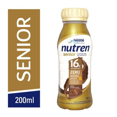 Nutren Senior Chocolate 200 ML