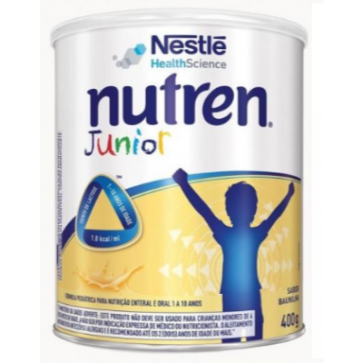 Nutren Junior Po Lata 400G