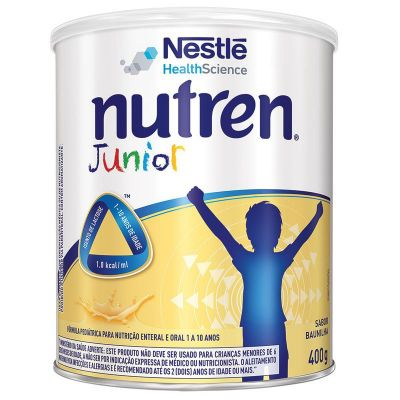 NUTREN JUNIOR Baunilha 400g
